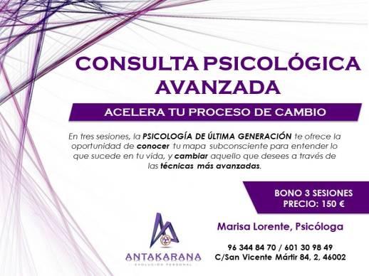 consulta psicológica avanzada